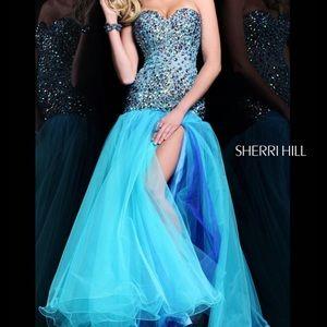 Sherri Hill 21083 Mermaid!
